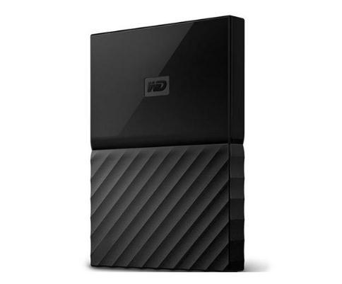 WD MyPassport WDBYFT0020BBK-CESN 2TB mã hóa tự động hỗ trợ ổ cứng di động.