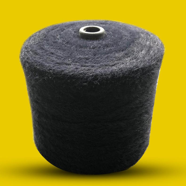Off-the-shelf dệt 1.3 cm giả lông sợi 100% nylon lint-miễn phí giả lông