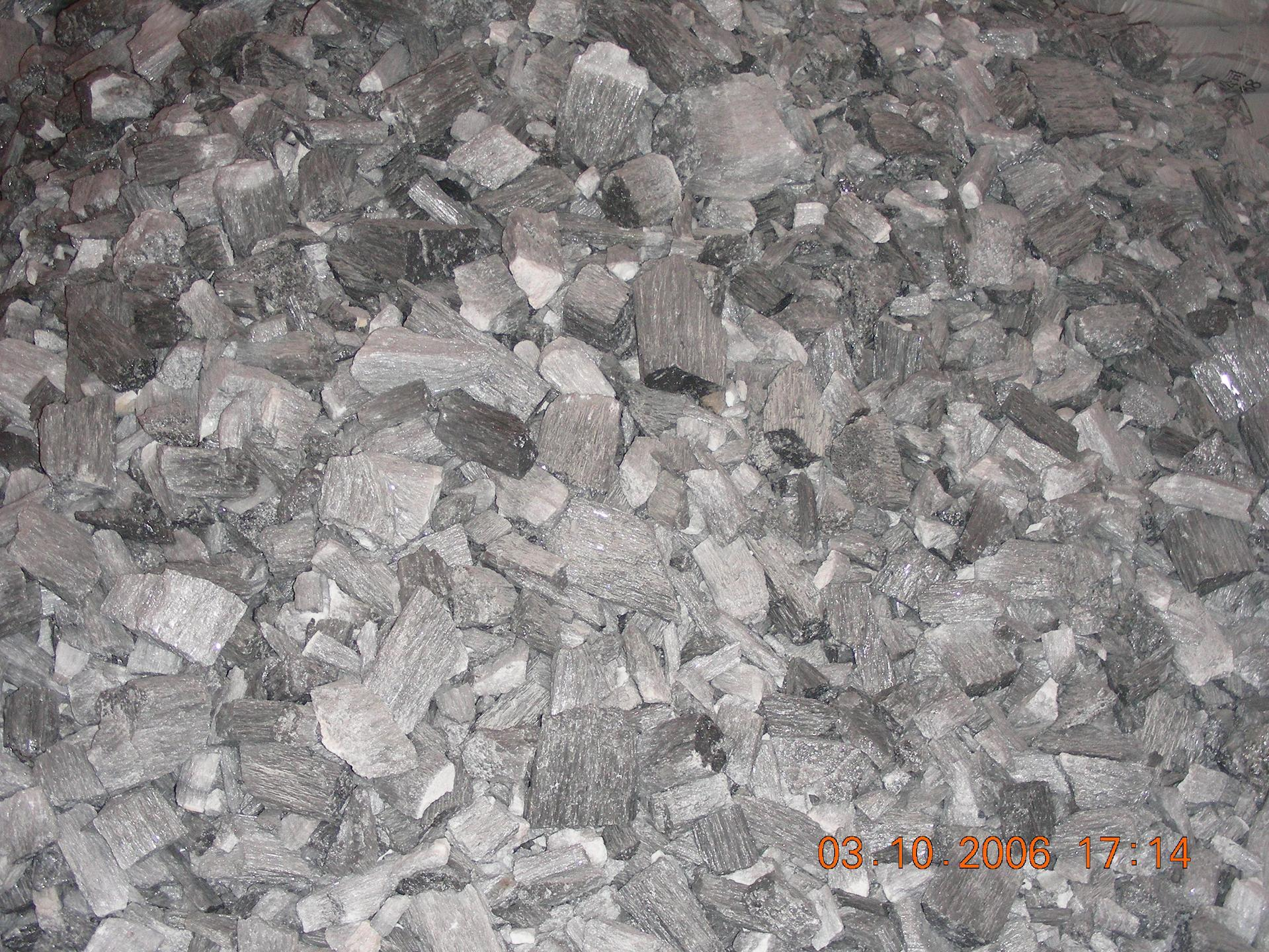 Khoáng sản phi kim loại, bột mullit nung chảy điện cho đúc luyện kim, mullit đúc, chịu lửa