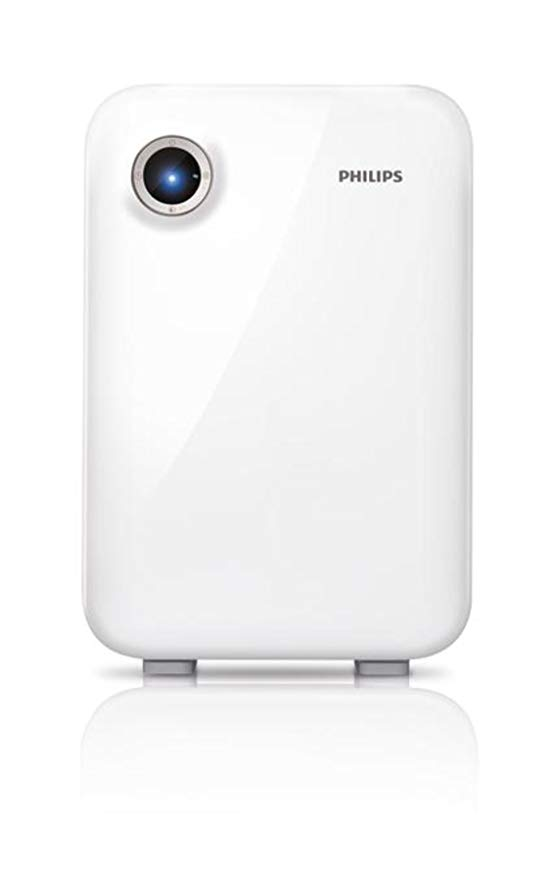 PHILIPS Philips AC4012 / 00 Bộ lọc không khí yên tĩnh cho giường ngủ (Màu trắng)