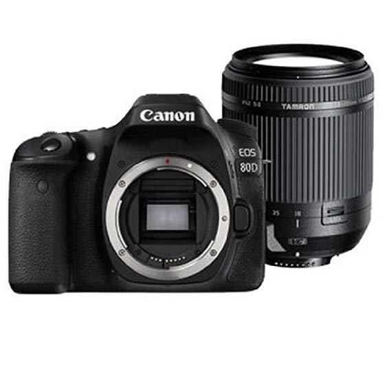 Canon EOS EOSD máy ảnh kỹ thuật số SLR với Aisying gói SLR + phim cường lực (phiên bản gói, 80D với