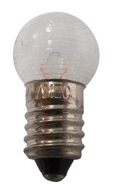 Xe đạp thay thế bóng đèn vít sạc 6 V 2.4 W 13337