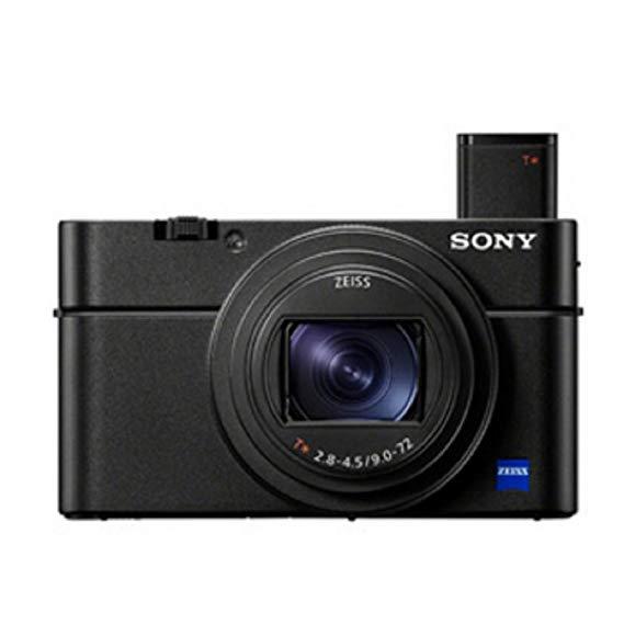 Máy ảnh kỹ thuật số thẻ đen RX100 series thẻ đen RX100VI (RX100M6) Sony Sony RX100M6 sản phẩm mới đi