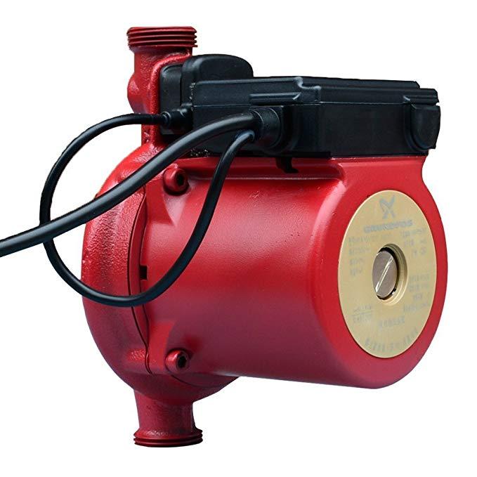 Đan Mạch Grundfos UPA15-120 máy bơm nước nhà bơm tăng áp hộ gia đình nhỏ máy nước nóng bơm im lặng