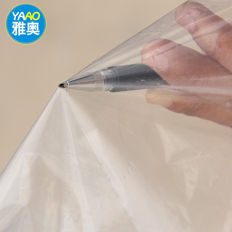 Nhà máy trực tiếp nông nghiệp PE nhựa trong suốt vải nhựa phim nhà kính mà không nhỏ giọt nhà kính p
