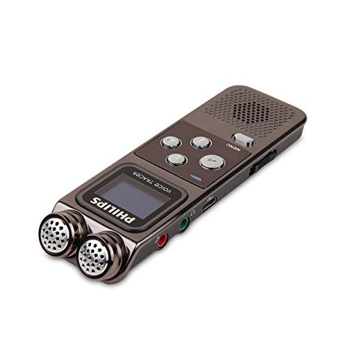 Máy ghi âm chuyên nghiệp Philips Philips 8GB VTR-6900