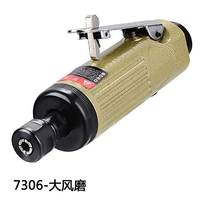 Máy mài khí nén hơi nước nhỏ di chuyển khô máy xay khí nén công cụ máy xay gió máy xay đánh bóng máy