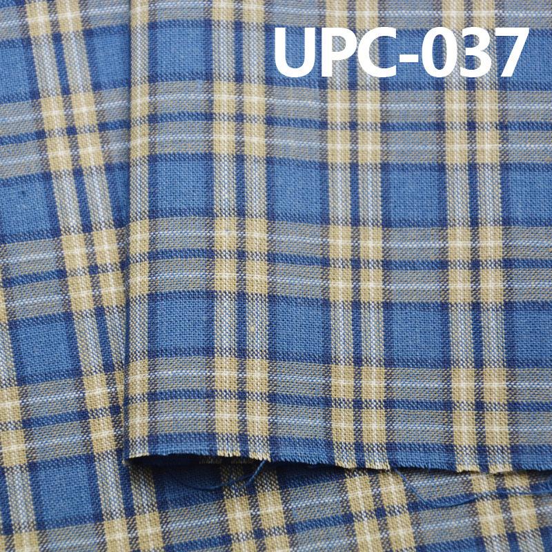 Vải nhuộm bông Vải bông nhuộm 137g / m2