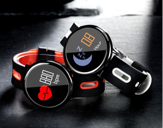 HB08 vòng thông minh mới phong trào Giám sát nhịp tim, huyết áp, các nhà sản xuất thiết bị đeo thôn