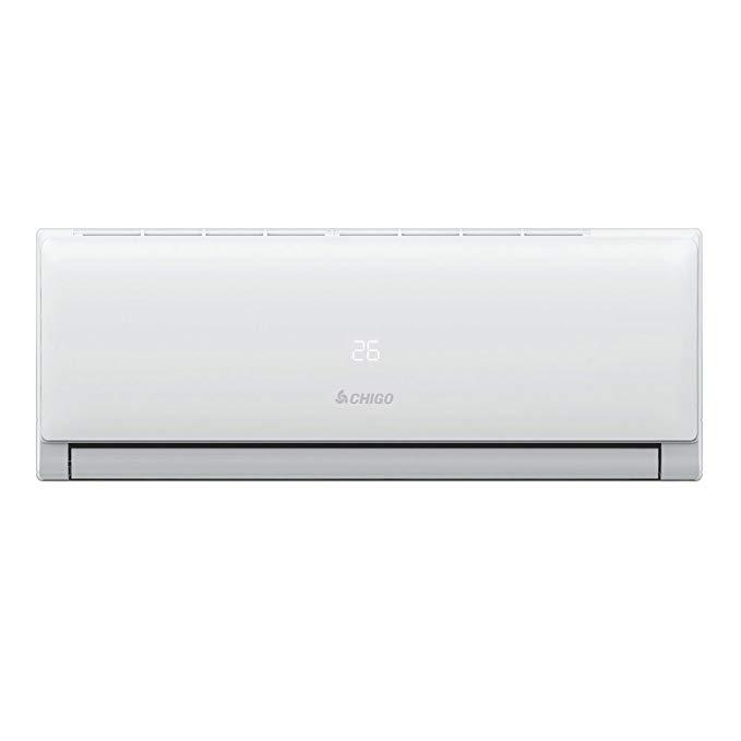 CHIGO Chigo KFR-25GW / J169 + N3 1 điều hòa không khí gắn tường lạnh và ấm áp cố định Tự động làm sạ