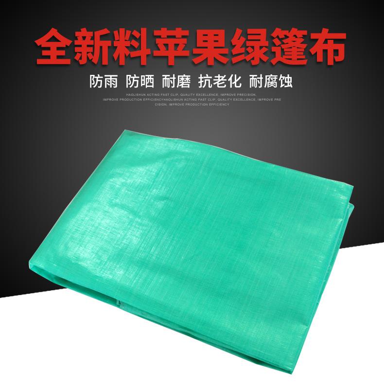 Đôi màu xanh lá cây bạt nhà sản xuất tùy chỉnh- thực hiện pe bạt nhựa đệm không ướt kem chống nắng b