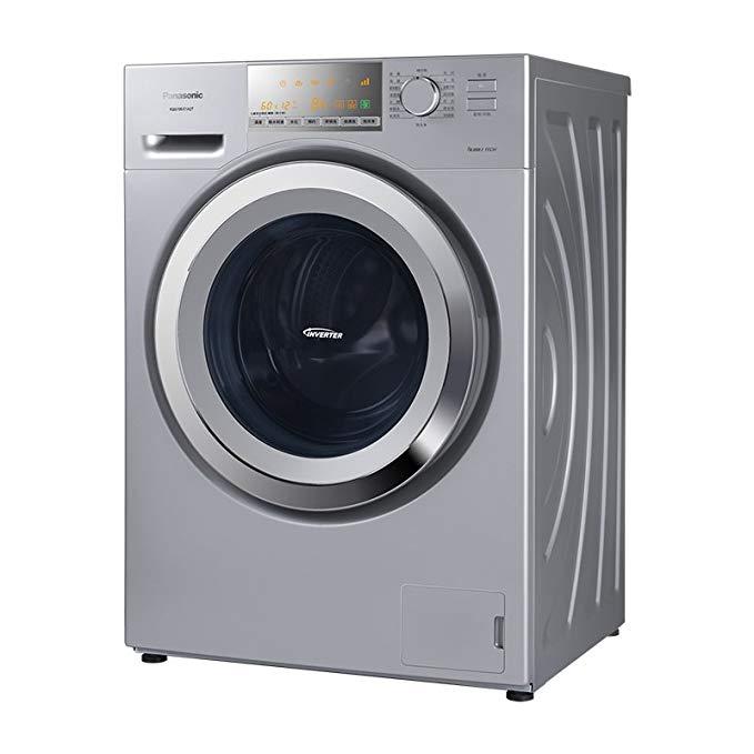 Panasonic Panasonic 10kg hoàn toàn tự động công suất lớn Máy giặt trống Romeo XQG100-E1A2T