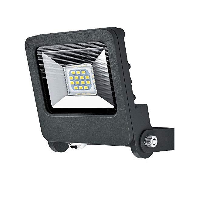OSRAM OSRAM LED Flood Light Spotlight Nhôm Tối Xám 10 Watt