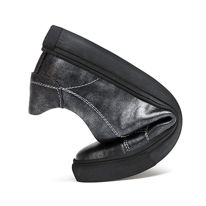 Giày Thể Thao Sneakers Bằng da dành cho Nam , Thương Hiệu : XIMO BULL .