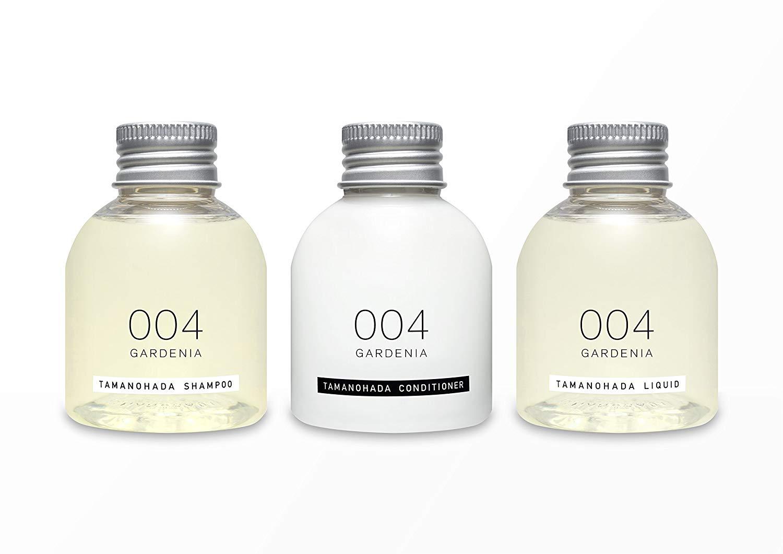TAMANOHADA cơ bắp của Ngọc không Silicone không thêm Mộc Ba mảnh 004 dành dành hương