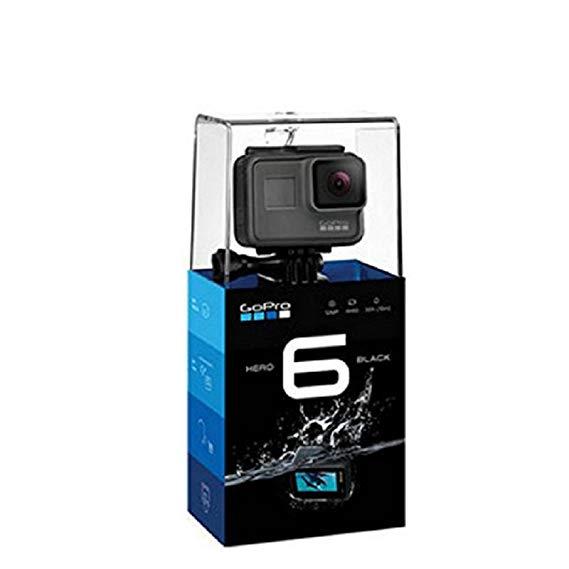 GoPro HERO6 Máy ảnh thể thao đen Máy ảnh thể thao Black Dog 6 4K