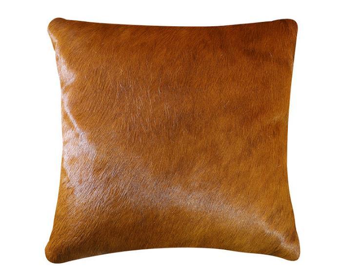 bộ Gối Tựa Lưng cho ghế sofa bằng vài lông nhìn sang trọng .