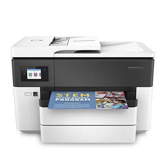 Máy in HP đa chức năng HP OfficeJet Pro A3 (A3, Máy in, Máy quét, Máy photocopy, Fax, WLAN, Duplex,