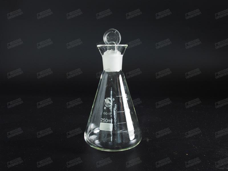 Yak iodine đo chai 150ml / 250ml / 500ml iốt bình thủy tinh phòng thí nghiệm