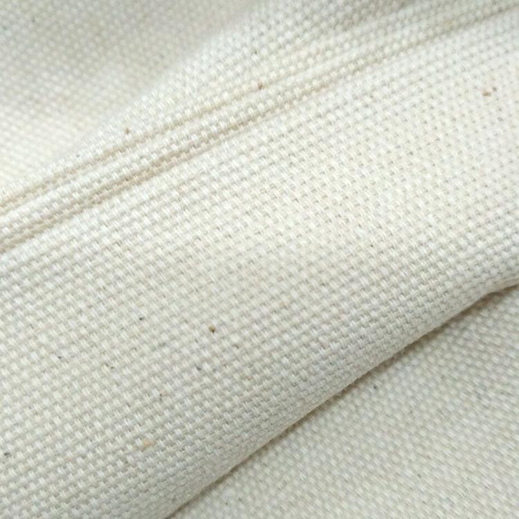 Tinh khiết bông dày vải trắng vải trống bông vải mật độ 100 * 52 chiều rộng 2.45m