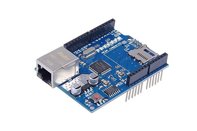 LM YN Ethernet Lá Chắn W5100 Mạng Board Mở Rộng Micro SD Khe Cắm Thẻ cho Arduino 2009 UNO Mega 1280