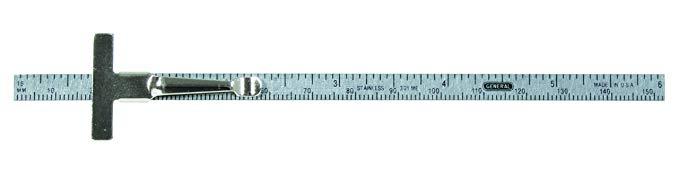 Công cụ chung 311 ME 6 Quy tắc thép không gỉ chính xác FLEX với mm cm