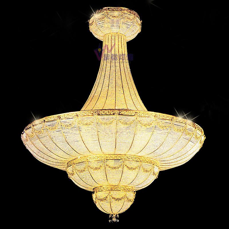 Đèn chùm đèn pha lê thiết kế sáng tạo và sang trọng cho nhà hàng , khách sạn.