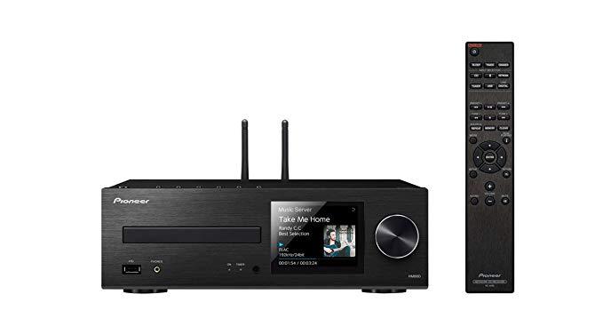Đầu đọc CD mạng Pioneer Pioneer XC-HM 86 D-B (65 W trên mỗi kênh, Internet Radio, WiFi và Bluetooth