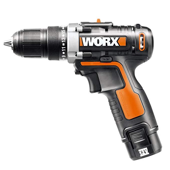 WORX Bấc 12 V pin lithium tay khoan WX128.1 1500MA pin