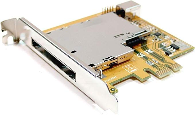 Cablematic - PCI - EXPRESS TO expresscard (định dạng thẻ chuẩn)