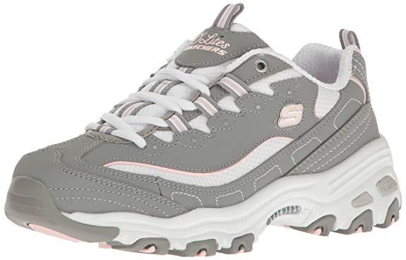 Giày thể thao nữ đế dày Skechers D'LITES