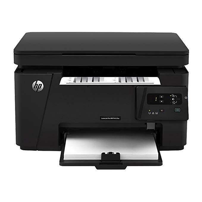 HP / HP M126a đa chức năng máy in laser màu đen và trắng một máy A4 máy photocopy quét văn phòng nhà