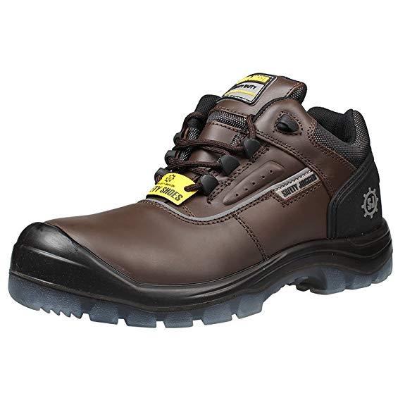 An toàn Jogger yên p pluto lao động bảo hiểm giày của nam giới smash-proof thủng mặc giày cách điện