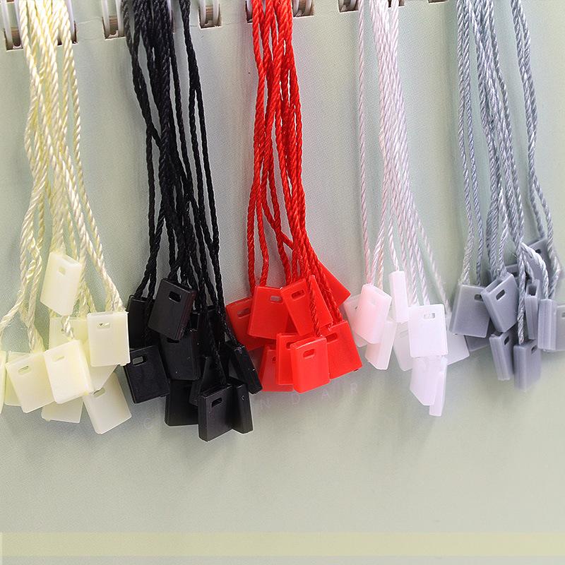 Treo hạt sling cao cấp tại chỗ tay luồng có thể được tùy chỉnh quần áo treo hạt cổ áo tag treo rửa n