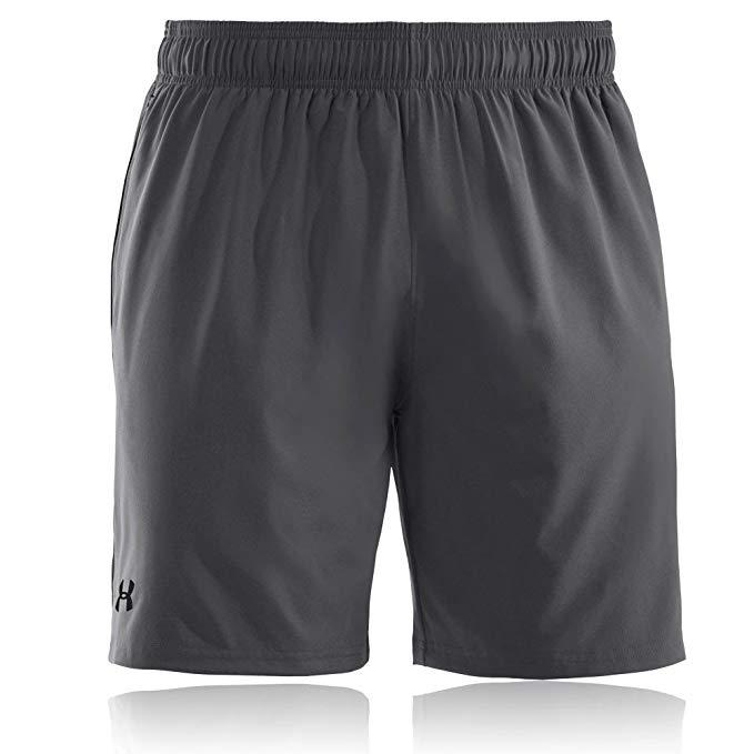 Dưới áo giáp Antemar Shorts Mirage 8 Ma Xám / Đen M (MD)