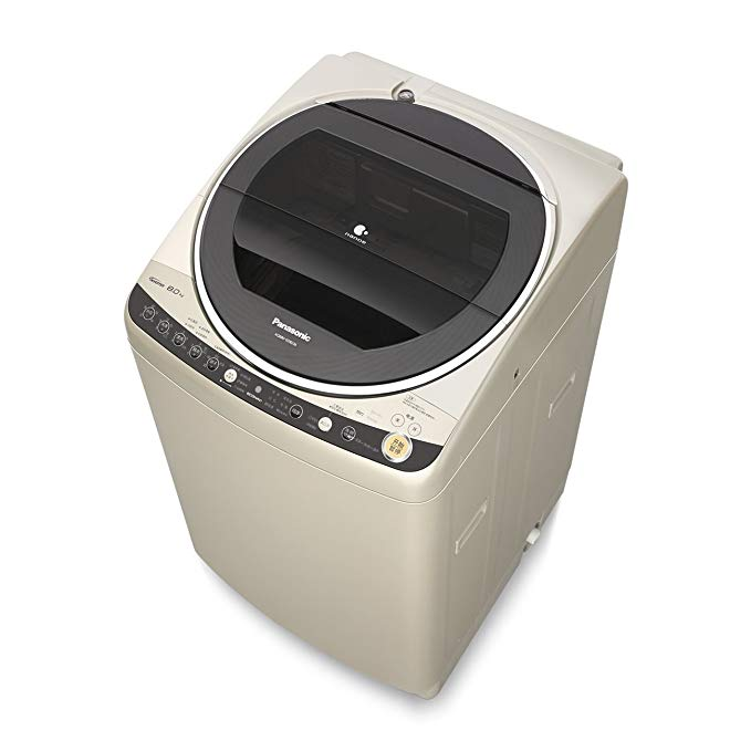Máy giặt biến tần công suất cao tự động Panasonic Panasonic 8kg XQB80-GD8236