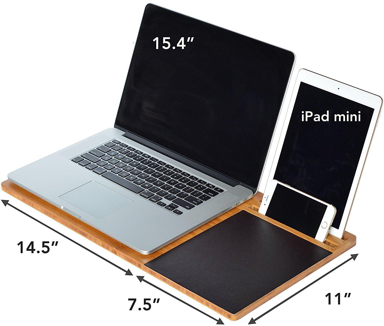 Có nhiều khả năng tản nhiệt laptop cái bệ iPad.