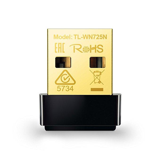 TP-LINK TL-WN725N Mini 150M USB không dây NIC