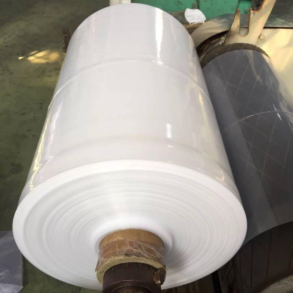 Sản xuất hàng loạt bán buôn dày pe lớn phim nhựa kỹ thuật hàng hóa chữa phim phim nhựa nông nghiệp t