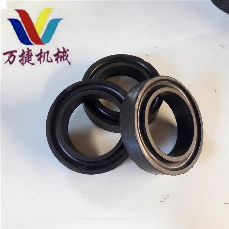 Sản xuất cao su tốt đệm đặc biệt vòng cao su cho con lăn chất lượng cao con lăn vòng cao su nhà sản