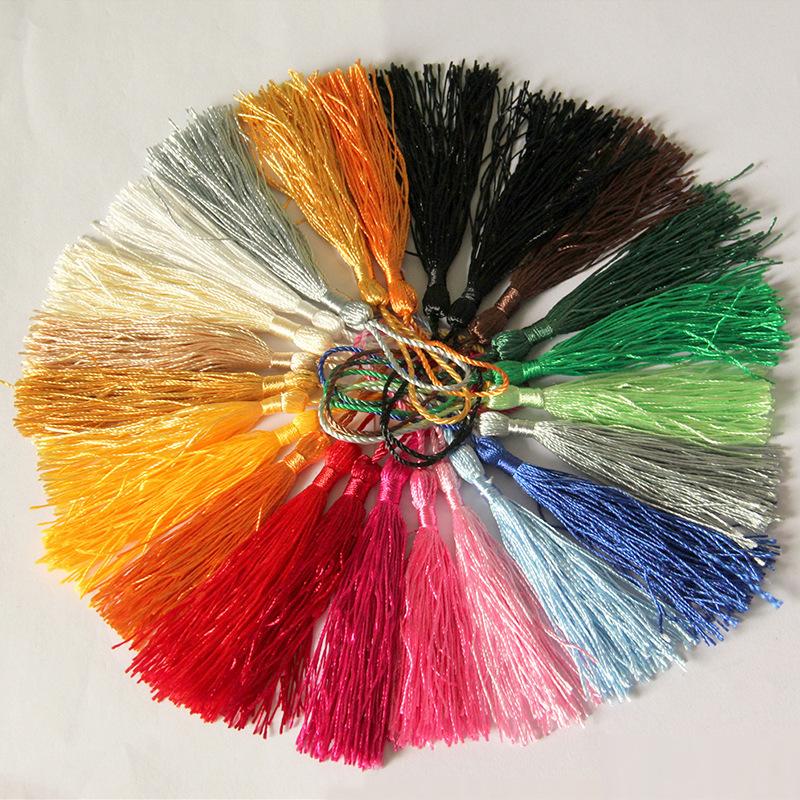 Trung quốc hôn craft tua treo tai bookmarks lời mời rèm bức màn tua treo râu tua ren tua bán buôn