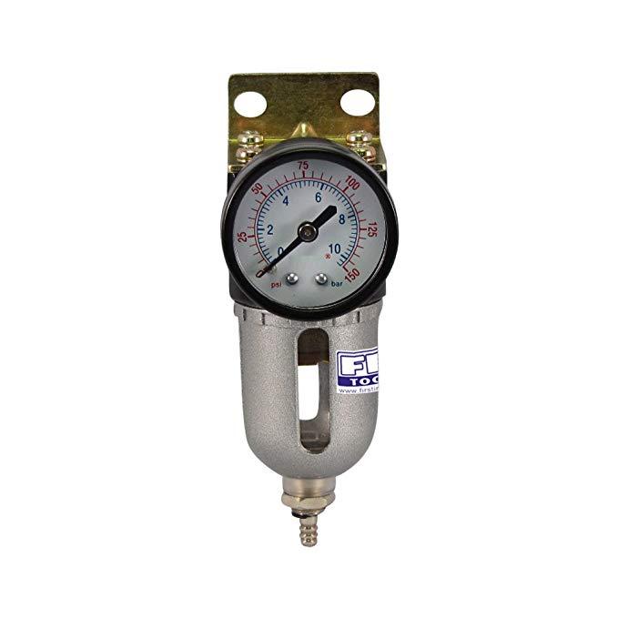 FIT TOOLS [tốt thợ thủ công] 2 điểm lọc bộ lọc áp suất không khí (lọc nước) máy nén khí Đài Loan thự