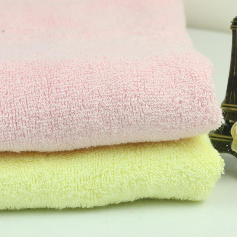 Mới đơn giản bông dày dệt vải terry bán buôn bán buôn một mặt bông khăn vải