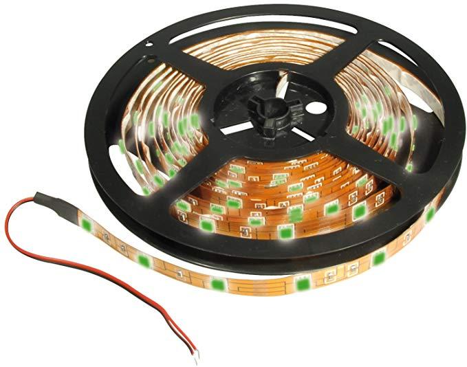 Transmedia lb1gnl LED dải với 12 V / 60 LEDS (3528 SMD) / 5 M ống chỉ / chống nước (IP 65) / tự dính