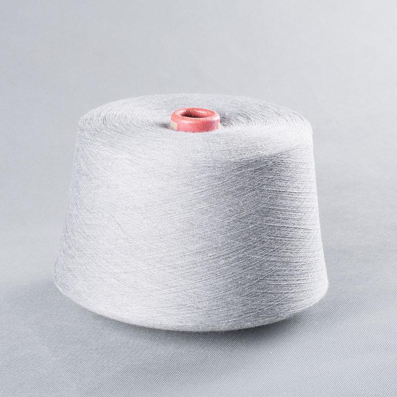 Nhà máy bán hàng trực tiếp Shang Shande dệt sợi gai dầu 21 cotton sợi bông polyester sợi CVC60 / 40