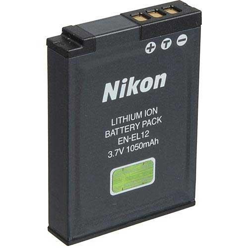Pin lithium có thể sạc lại của Nikon Nikon EN-EL12