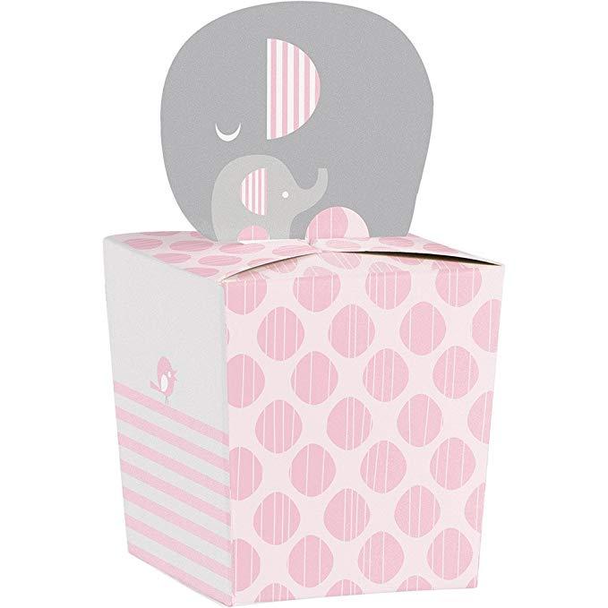 Sáng tạo chuyển đổi 317226 8 gói hộp kẹo giấy Đậu phộng nhỏ-cô gái