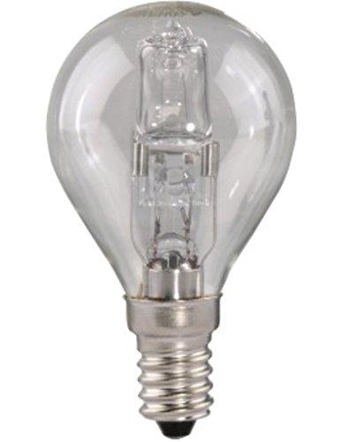 Sylvania E 14 28 watt halogen trumpet Edison SCREW tiết kiệm năng lượng bóng đèn