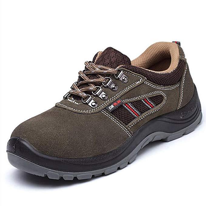 Công cụ áo ngực bảo hiểm lao động giày thoáng khí chịu mài mòn chống mite thủng giày cách điện giày