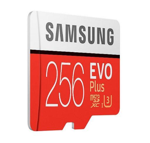 Samsung có lưu tốc độ 256GB đọc thẻ 100MB/s UHS-1 Class10 tốc độ TF Micro thẻ SD.